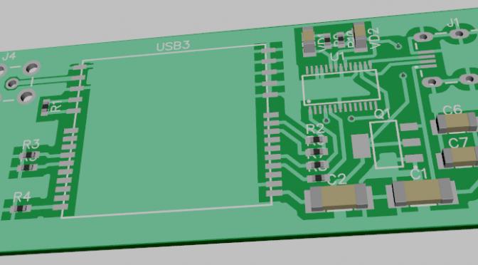 Подключаем GPS модуль ublox tim-4A к компу