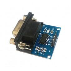 конвертер RS-232-UART / RS232-TTL конвертер на чипе MAX3232
