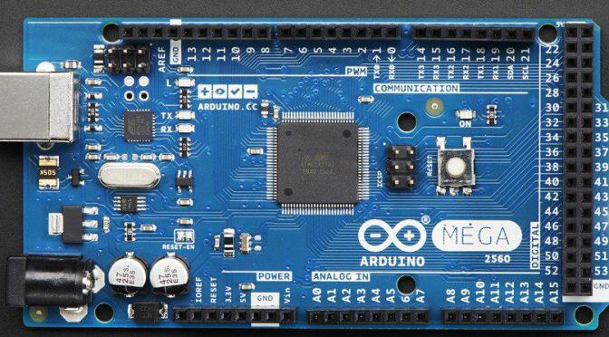 Конвертация типов переменных в среде Arduino