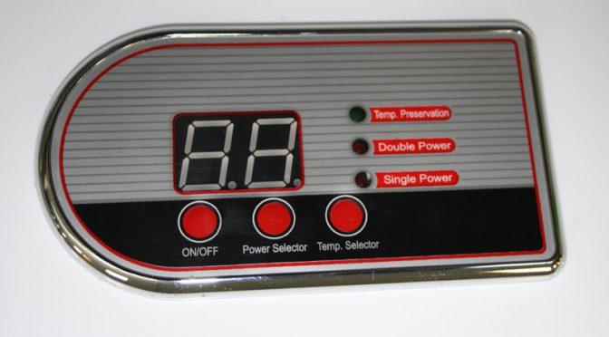 Снятие показаний и управление водонагревателем Термекс (Thermex IF 50)