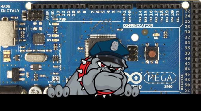 Перепрошивка бутлоадера в Arduino на optiboot