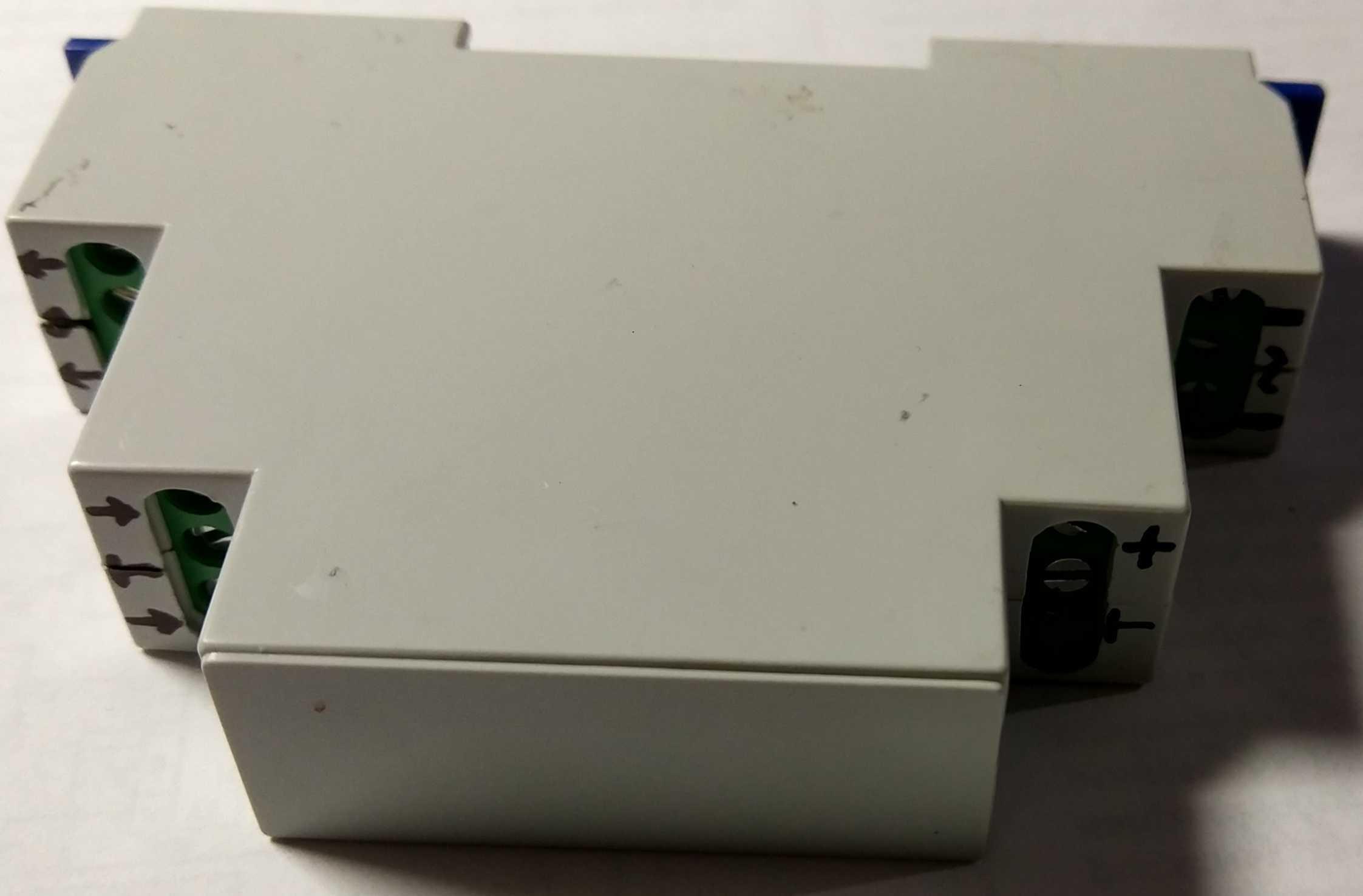 Блок управления и защиты электропривода проектора в сборе