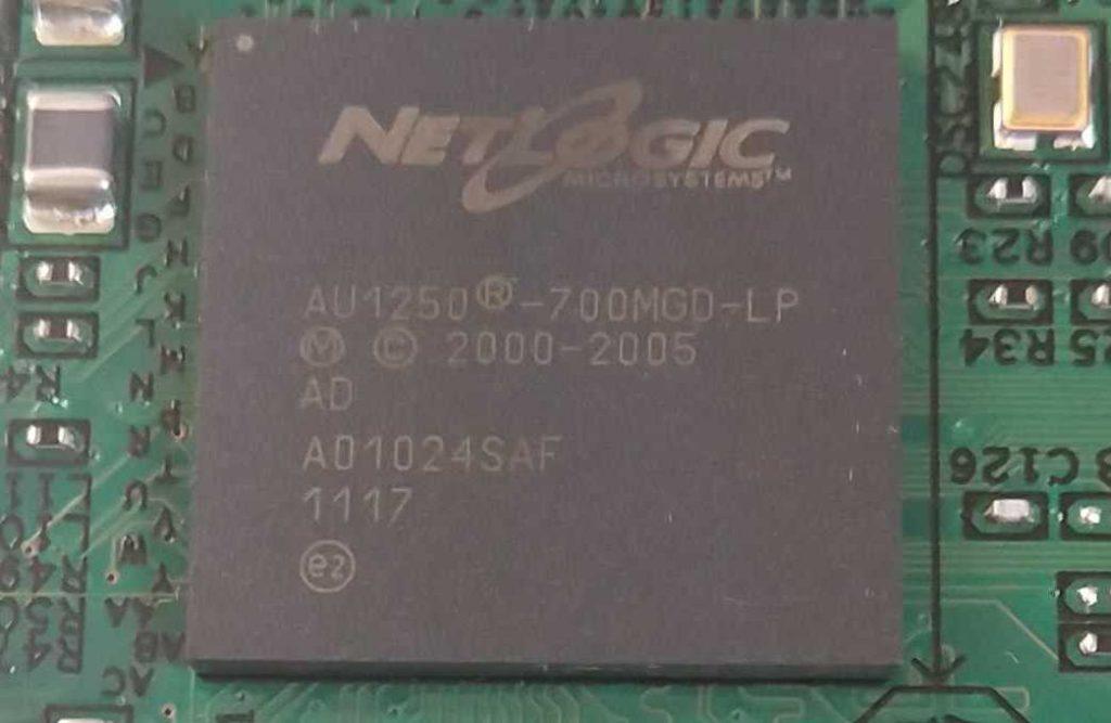 микропроцессор Alchemy AU1250
