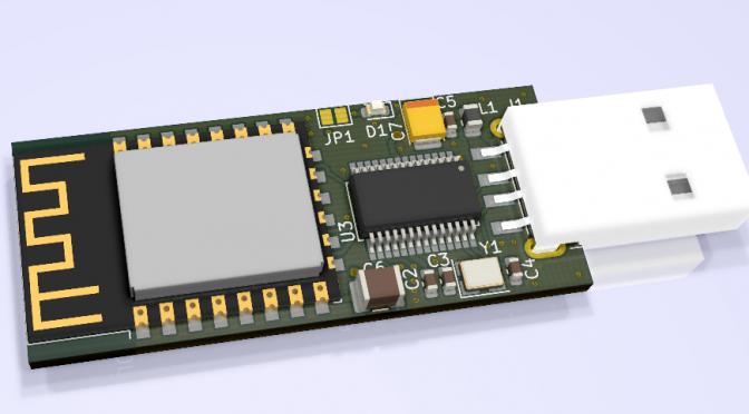 WIFI Модуль для управления телевизором LG через USB порт
