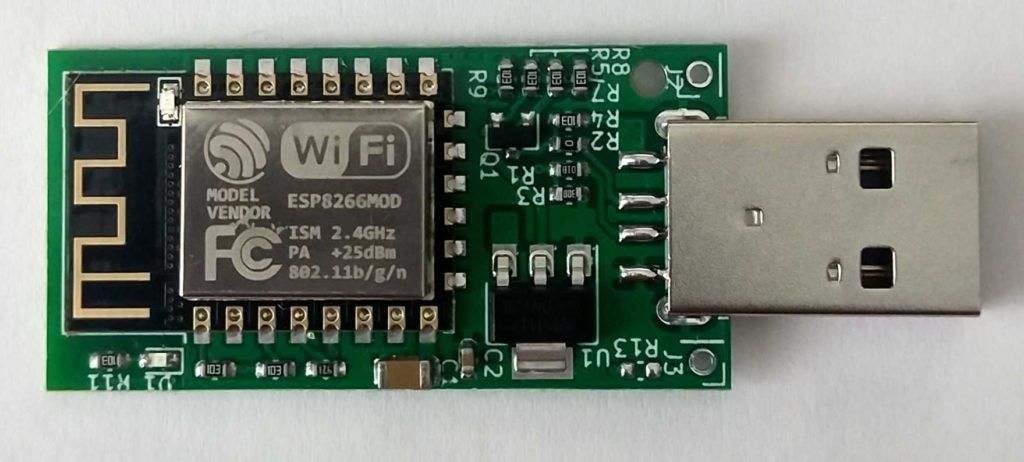 Плата WiFi модуля управления кондиционером Haier