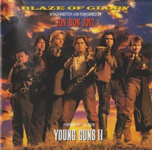 Jon Bon Jovi ‎– Blaze Of Glory