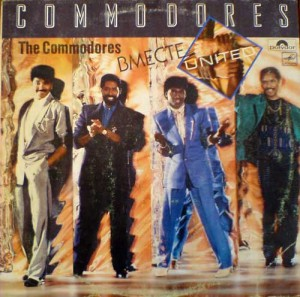 Commodores – Вместе