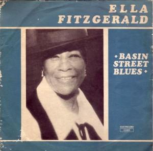Ella Fitzgerald – Basin Street Blues