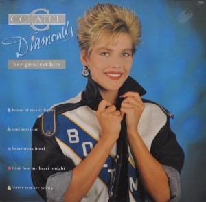 C.C. Catch ‎– Diamonds - Her Greatest Hits